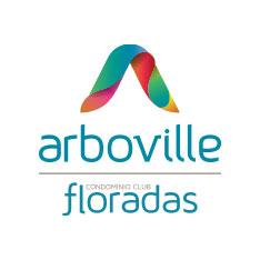logo Indique um Amigo - Floradas Arboville