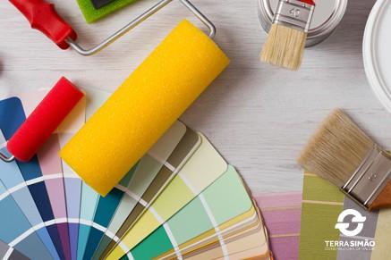 Como escolher as tintas para usar no apartamento