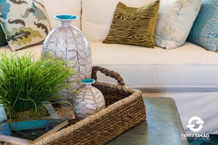 Ideias baratas, simples e lindas pra usar na decora��o da sua casa