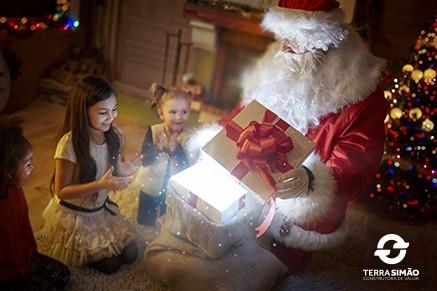Fa�a a noite de Natal ser ainda mais especial para as crian�as